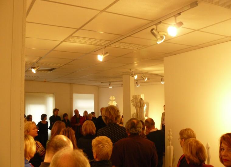 opening expositie van Ferry Staverman